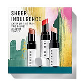 Bobbi Brown Sheer Indulgence Lip Tint Balm Trio $36.98 << $87