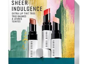 Bobbi Brown Sheer Indulgence Lip Tint Balm Trio $36.98 << $87