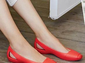 Crocs Women's Sienna Flat $13.99 << $34.99