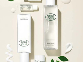ENOUGH PROJECT Skin Care Set $19.99 (50% Off)