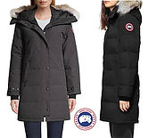Canada Goose Shelburne Coyote Fur-Trim Down Parka $796 << $995 (20% Off +Free Shipping)