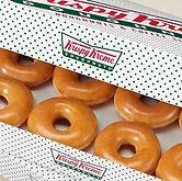 Krispy Kreme Free Original Glazed Dozen 🍩