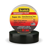 Scotch Super 33+ Vinyl Electrical Tape $3.27 << $9.90