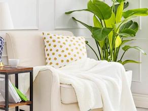 Sherpa Fleece Soft Blanket $11.99 << $20.99