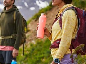 Hydro Flask Standard-Mouth Water Bottle 24oz $20.95 << $34.95