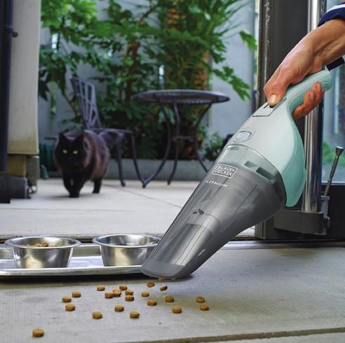 Black & Decker Handheld Vacuum | Kongdeals은 핫딜, hot deals, 할인쿠폰,아마존 할인코드, 아마존 쿠폰 코드, Amazon, coupons, promo codes, coupon codes, freesbees, sale, clearance 등 미국 쇼핑 채널 세일 및 브랜드 정보를 매일 공유