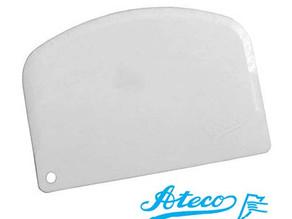 Ateco White Scraper, Single Bowl $1.19 << $3