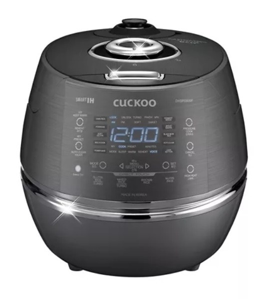 Cuckoo 6-Cup Induction Heating Pressure Rice Cooker | Kongdeals은 핫딜, hot deals, 할인쿠폰,아마존 할인코드, 아마존 쿠폰 코드, Amazon, coupons, promo codes, coupon codes, freesbees, sale, clearance 등 미국 쇼핑 채널 세일 및 브랜드 정보를 매일 공유