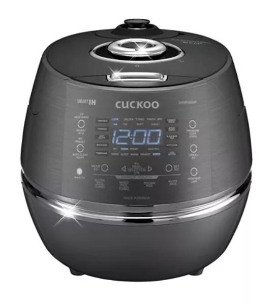 Cuckoo 6-Cup Induction Heating Pressure Rice Cooker | Kongdeals은 핫딜, hot deals, 할인쿠폰,아마존 할인코드, 아마존 쿠폰 코드, Amazon, coupons, promo codes, coupon codes, freesbees, sale, clearance 등 미국 쇼핑 채널 세일 및 브랜드 정보를 매일 공유