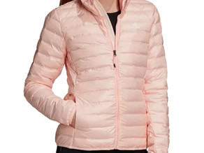 Adidas Women's Varilite Down Puffer Jacket $39.99 << $110 (Today Only)