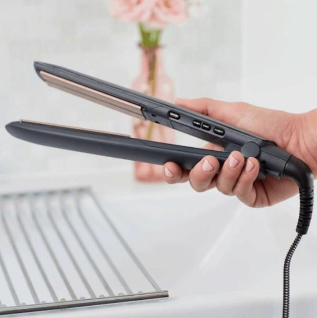 Ceramic Flat Iron Hair Straightener | Kongdeals은 핫딜, hot deals, 할인쿠폰,아마존 할인코드, 아마존 쿠폰 코드, Amazon, coupons, promo codes, coupon codes, freesbees, sale, clearance 등 미국 쇼핑 채널 세일 및 브랜드 정보를 매일 공유