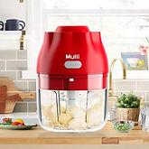 Mulli Electric Mini Food Chopper $14.60 << $22.80