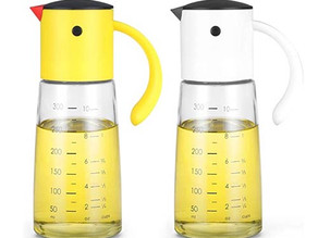 Olive Oil Dispenser Bottle 2-Set $12.95 (46% Off)