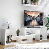 DIY Convertible TV Stand and Bookcase $125.99 << $234.53
