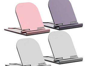 Cell Phone Stand 4-Pack $3.77 << $7.99