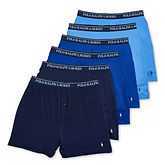 Polo Ralph Lauren Men's Knit Boxers 6-pack $28.56 << $59.50
