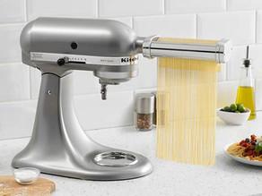 KitchenAid Pasta Cutter and Fresh Prep Attachment Bundle $129.99 ($120 Off)