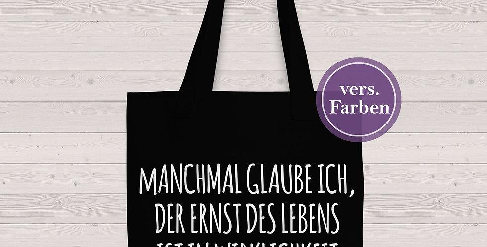 Jutebeutel, Tasche - Horst