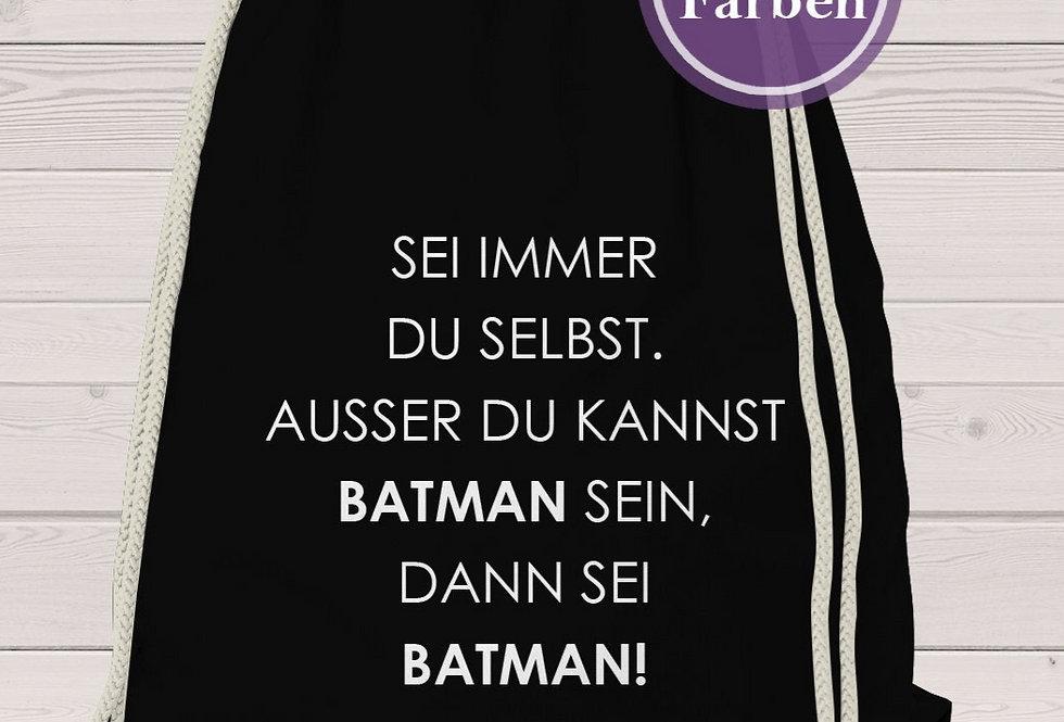 Rucksack, Turnbeutel - Batman