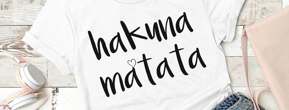 T-Shirt - Hakuna Matata