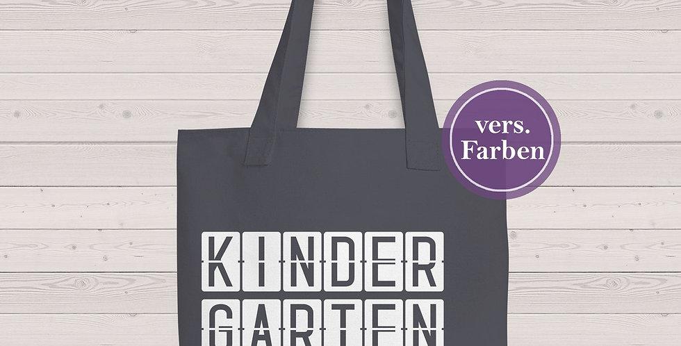 Jutebeutel, Tasche - Kindergartenkind