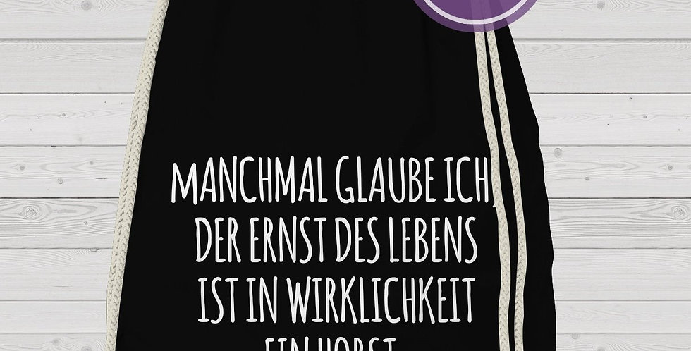 Rucksack, Turnbeutel - Horst