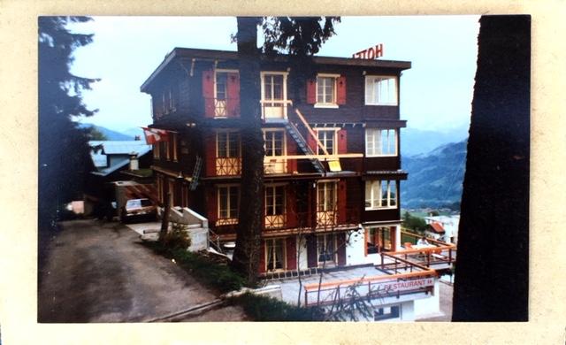 L'hotel Sylvana 2 étoiles