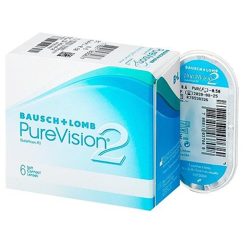 PUREVISION 2 HD (6 линз) 1300 руб