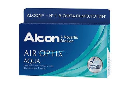 AIR OPTIX AQUA (3 линзы) 999 руб.