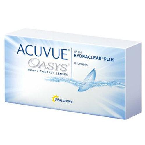 Acuvue Oasys (12 линз) 2350 руб.