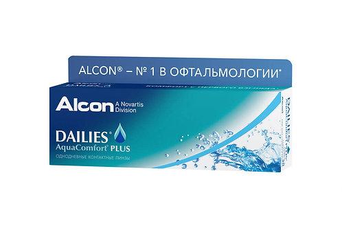DAILIES AQUACOMFORT PLUS (30 линз) 1200 руб