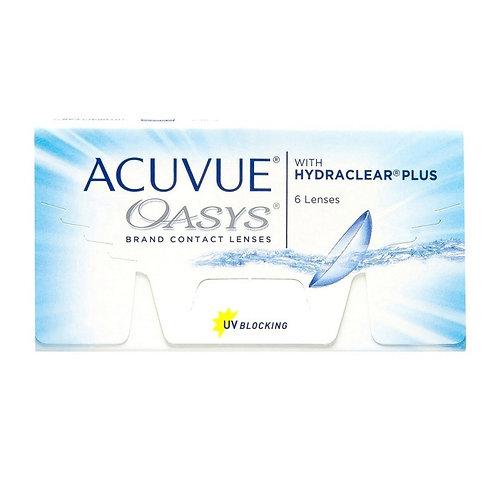 Acuvue Oasys (6 линз) 1350 руб