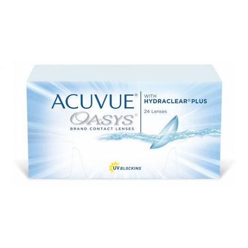 Acuvue Oasys (24 линз) 4000 руб