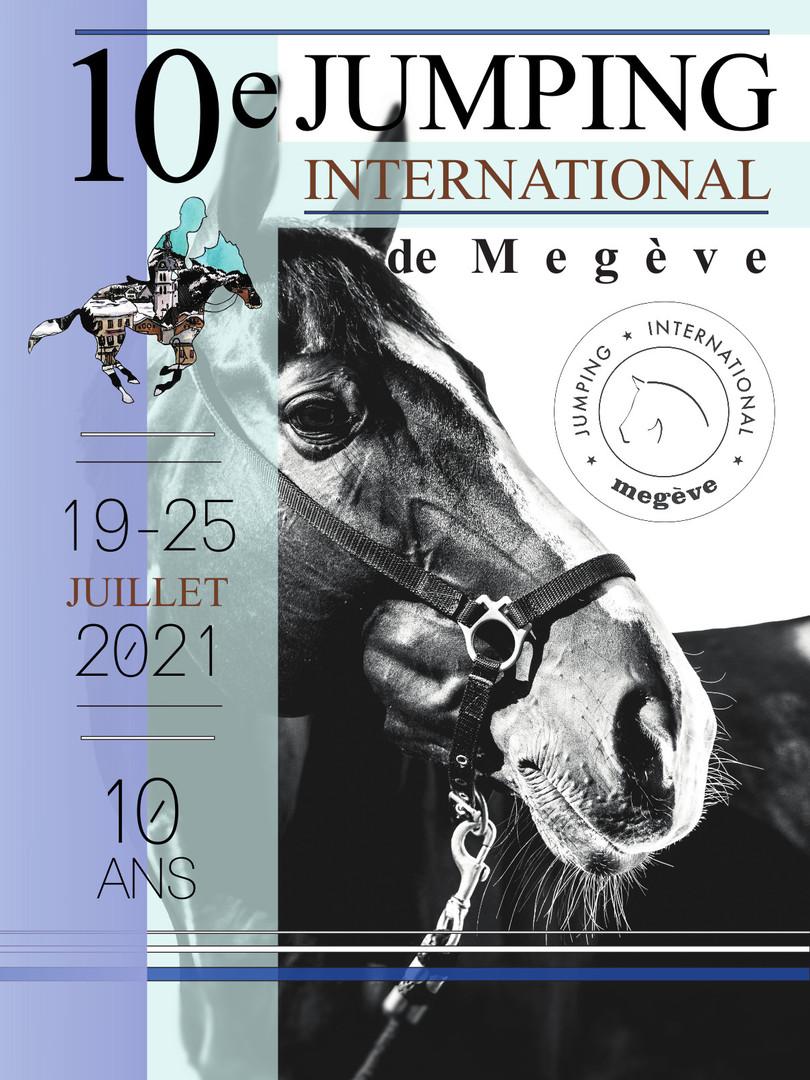 10e Jumping International De Megeve Maud