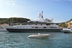 Boatwrapping Grey Ibiza