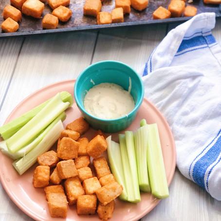 Buffalo Tofu