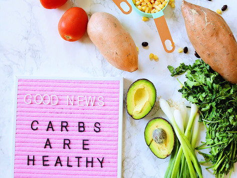 Carbs are HEALTHY!
