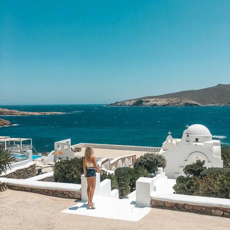 My HOnEyMoOn in Greece!