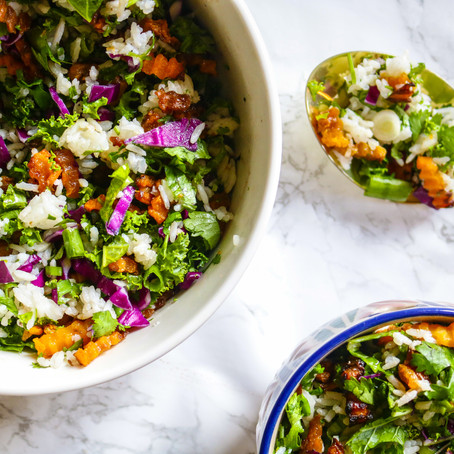 Butternut Chop Salad