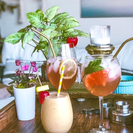 Skinny Rosé Cocktails