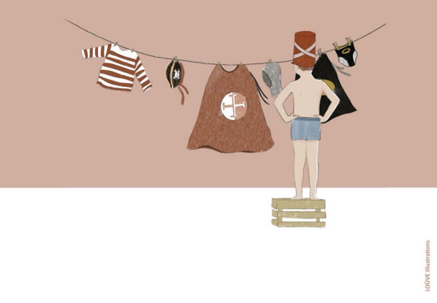 Malle aux déguisements