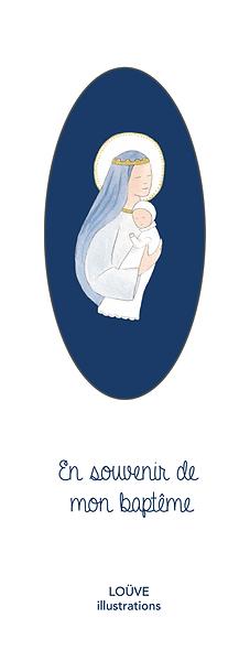 Signet de baptême