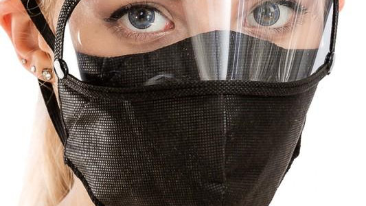 Eye Shield  with Face Mask
