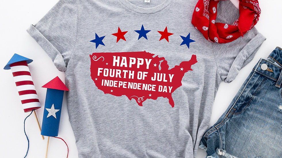 Happy Forth of July T-shirt