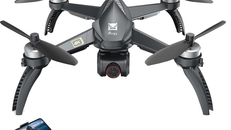 GPS Drone 4K HD Camera  Professional Drone