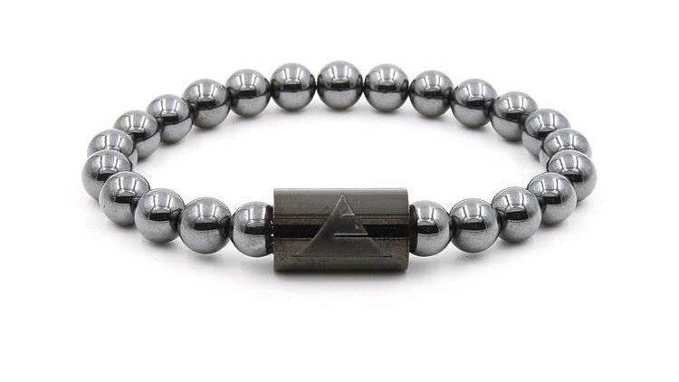 Metallic - Black Hemalyke Bracelet
