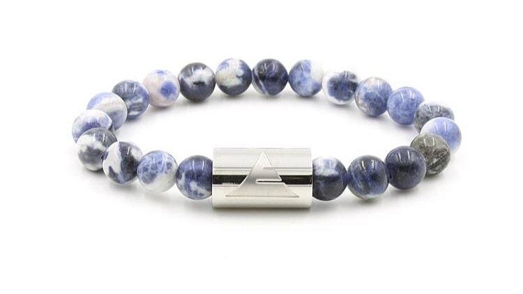 Rocky - Blue Sodalite Bracelet