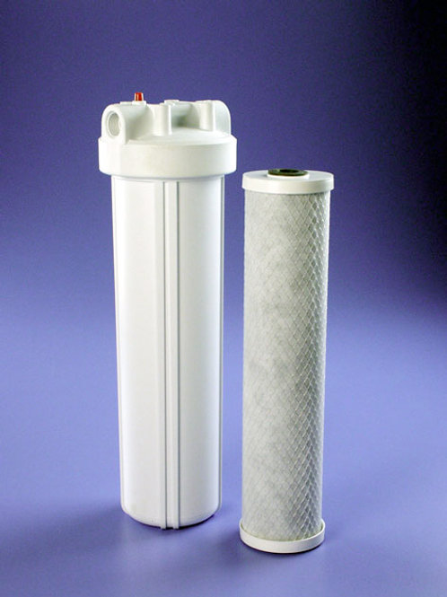 Poultry Water Filter Housing for 4.5 x 20 water filters