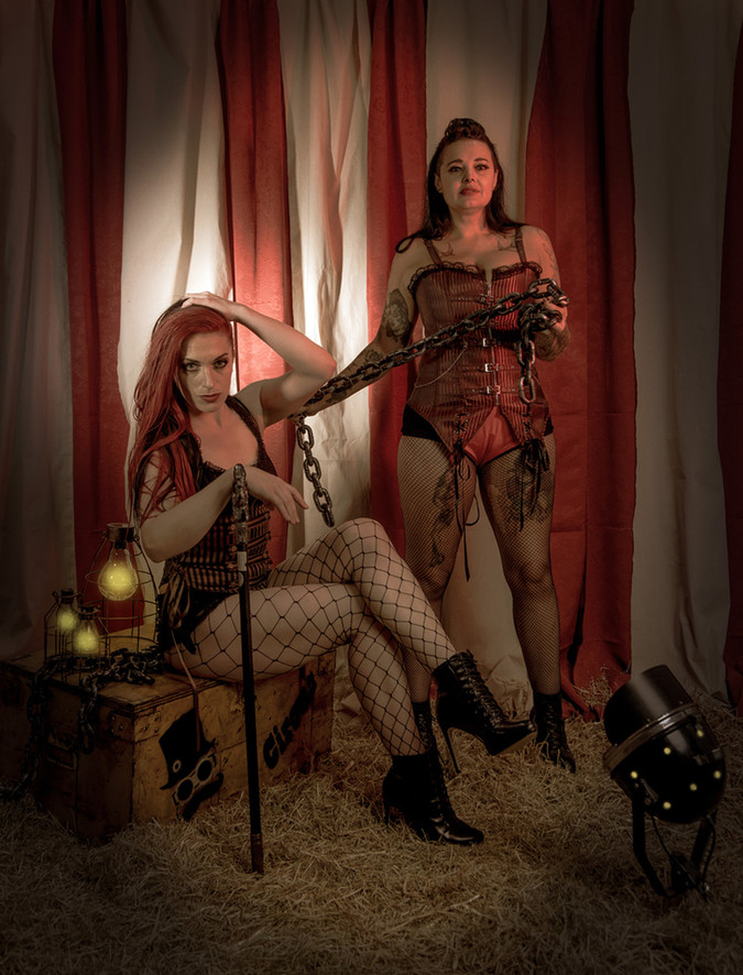 Steam Punk Circus