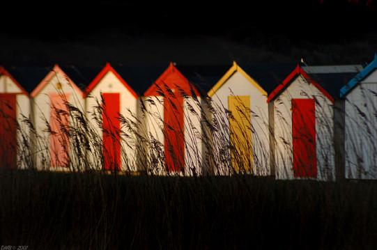 Winter Sun & Beach Huts